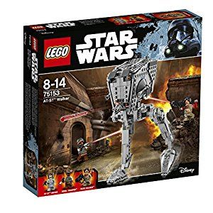 Lego Star Wars, AT-ST