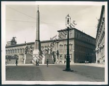 CT PHOTO ago-309 Quirinal Palace Rome Italy 1943