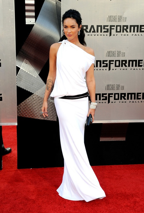 Megan Fox in Kaufman Franco, LA Premiere of Transformers 2 June 2009