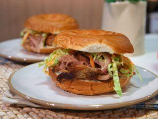 Pulled pork (cerdo braseado)