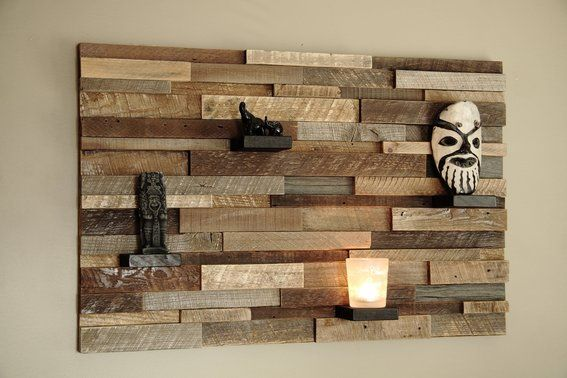 The Art Of Up-Cycling: Cool Art Ideas For Walls, DIY Wall Art, Inspiring Works You Can Create