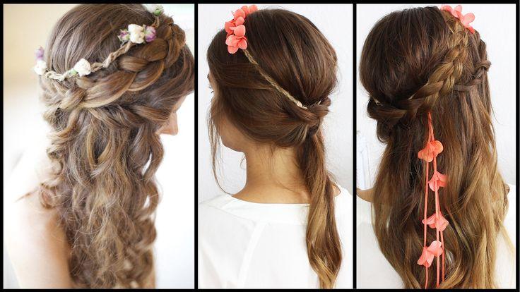 Schöne Frisuren Für Mittellanges Haar Zum Selber Machen | Frisur Ideen