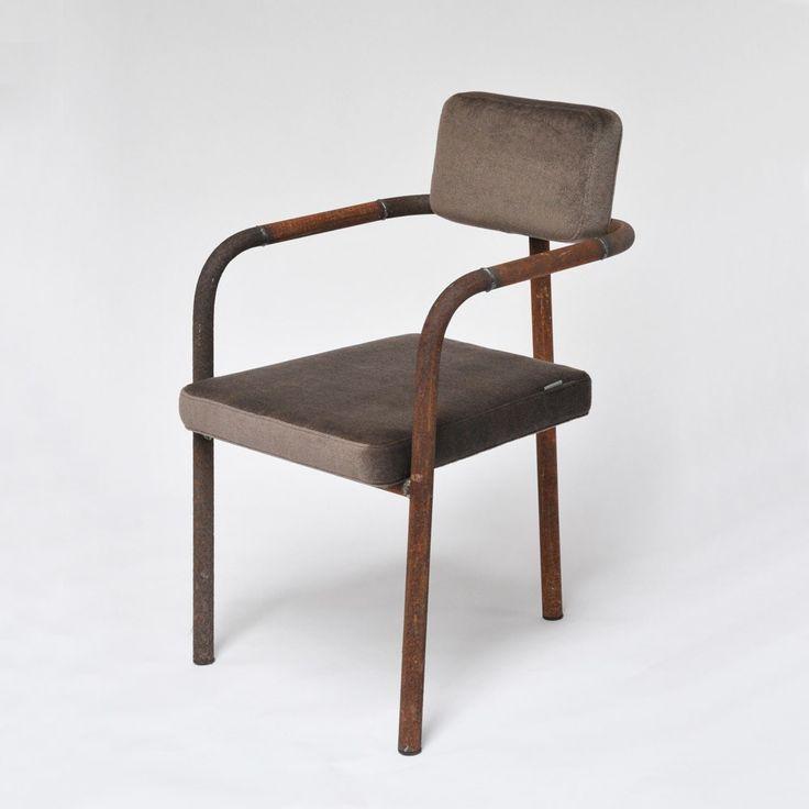 Piet Hein Eek Rag Pipe chair