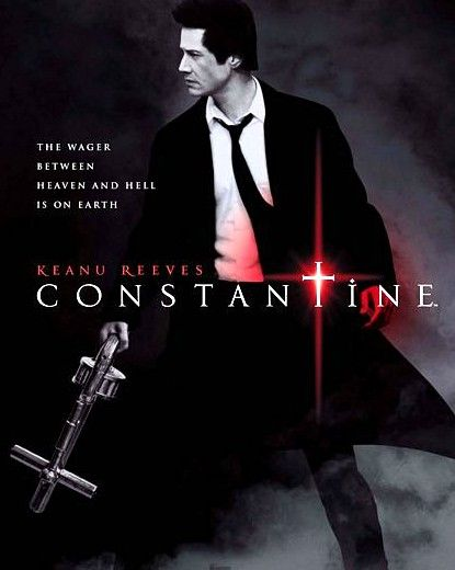 Constantine <3 One my favorites EVER!    John Constantine: Angels and Demons can't cross over onto our plane. So, instead we get what I call half-breeds. The influence peddlers. They can only whisper in our ears. But a single word can give you courage, or turn your favorite pleasure into your worst nightmare. Those with the demon's touch like those part angel, living alongside us. They call it the balance. I call it hypocritical bullshit.