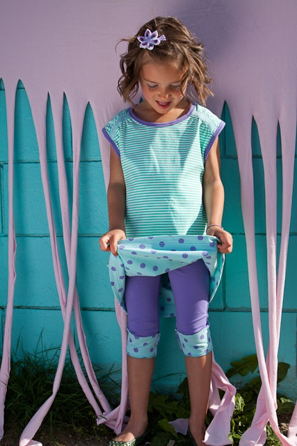 Back & Forth Reversible Dress (Mauvelous Mauve) and Fun & Funky Skinnies (Mauvelous Mauve). Spring 2012 Collection. Available now! chantalc.stylist@peekaboobeans.com