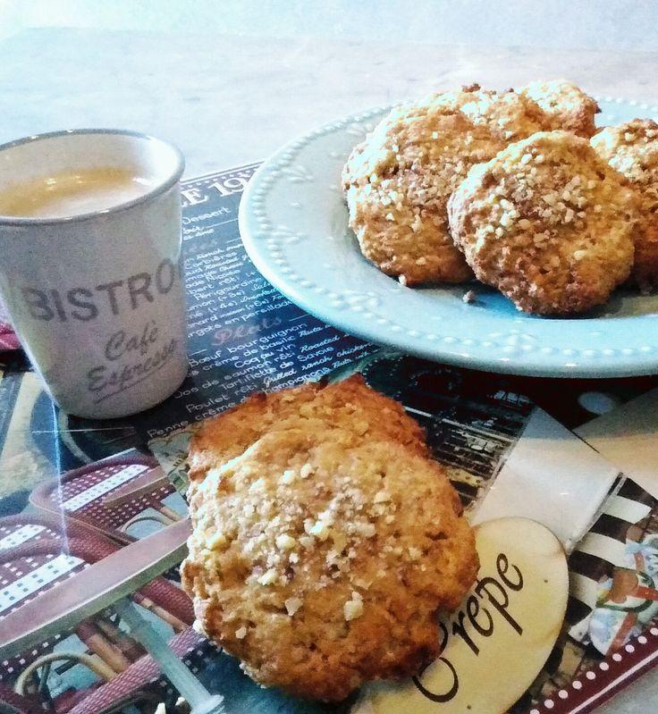 Cookies+integrali+alla+frutta