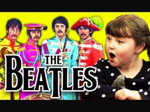 The Alpha Generation (Gen Z) really dig the Beatles ♥