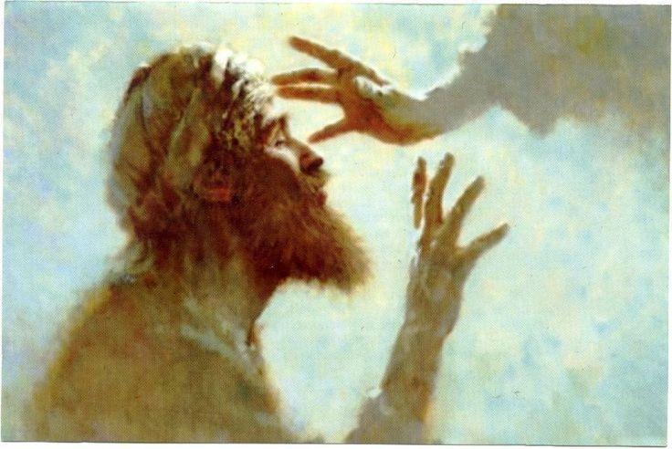 Billedresultat for blind man and jesus