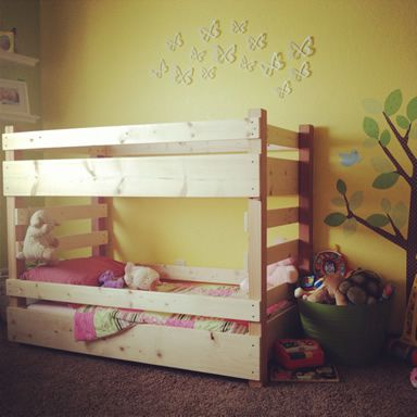 customer photo gallery paint job ideas testimonials for lilbunkers hand toddler bunk bedsloft - Bunkers Loft Bed