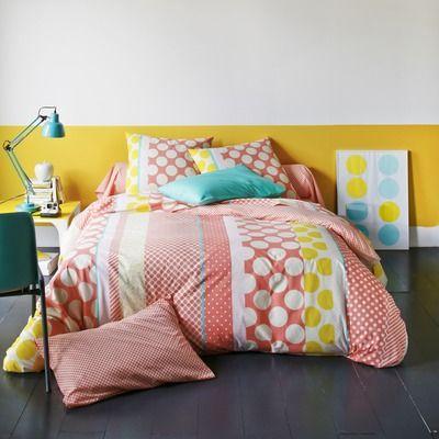 1000 id es sur le th me couette corail sur pinterest. Black Bedroom Furniture Sets. Home Design Ideas