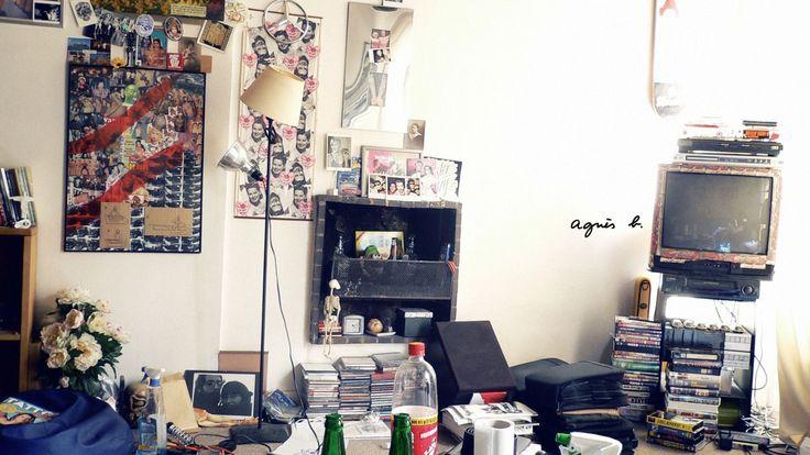 be-poles - Agnès b — AGNES B — Paris Tokyo Hong-Kong