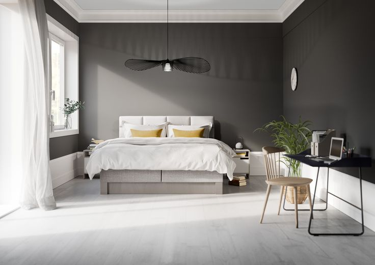 Svane Zonic #svane #svaneseng #Soverom #Svanebeds #interiordesign #nordichome #bedroom #svanezonic