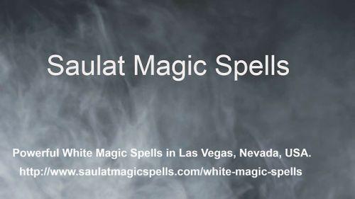 White Magic Spells | Las Vegas | Nevada | USA - cover