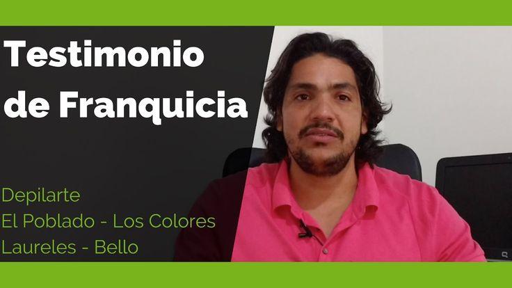 Testimonio de Franquicia: Marcelo Telles, Medellin