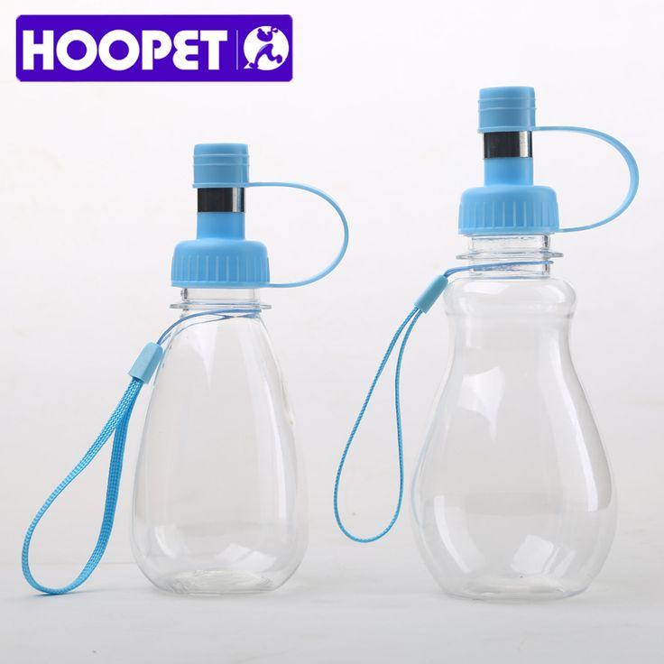 Aliexpress.com: Kup Z tworzywa sztucznego Karmienia Miska Miska Pies Kot Podróż Pet Butelka Do Picia Wody 220 ml Różowy od zaufanego butelki netto…