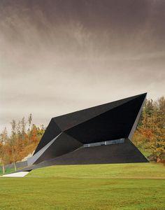 Festspielhaus der Ti amazing architecture design
