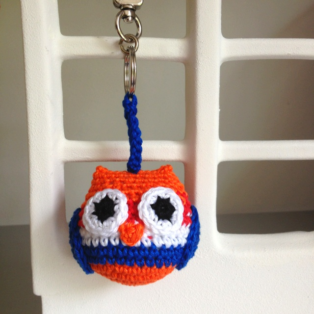 76 best images about crochet - amigurumi key chain on ...