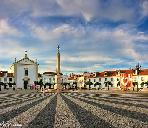 Vila Real de Santo Antonio. Algarve (Portugal)