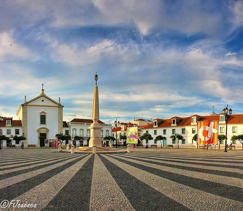 Vila Real de Santo Antonio. Algarve (Portugal)