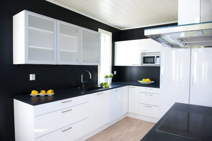 Kitchen example (by Domus for Dekotalo)  Ideas for our