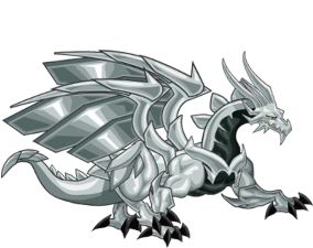 Metal Dragon - Dragon City Wiki