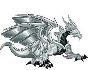 Metal Dragon - Dragon City Wiki