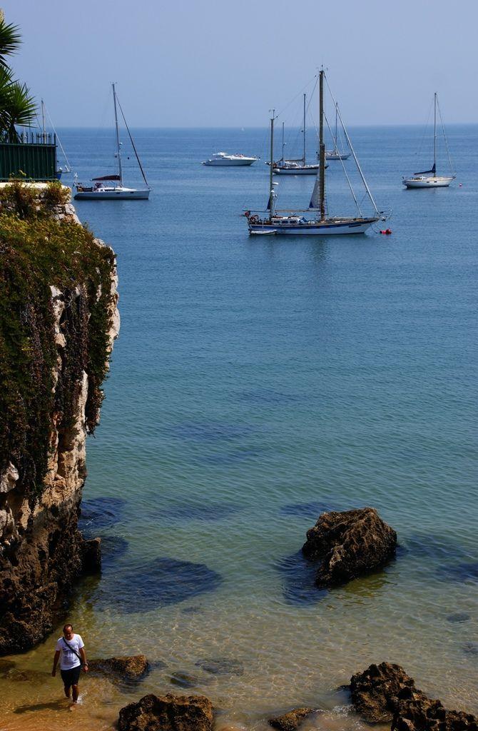 Cascais, Praia da Rainha - Sensação de verão Portugal