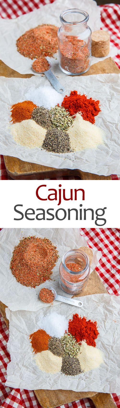 Cajun Seasoning | Closet Cooking