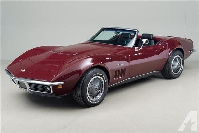 Chevrolet Corvette Price On Request