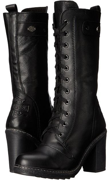 Cute! Harley-Davidson - Lunsford Women's Pull-on Boots #affiliate