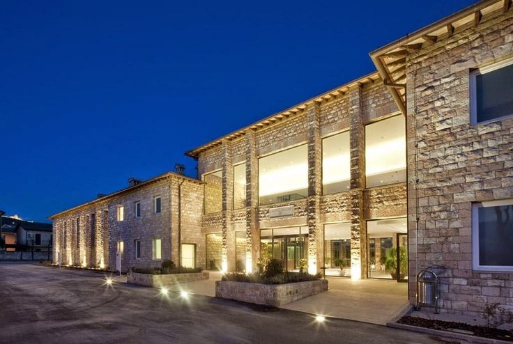 Converted convent and modern design @ Hotel Cenacolo, #Assisi #Italy #travel