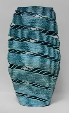 Seventh Wave, Lois Russell Contemporary Basketry: Celebrating the Vessel/Mobilia…