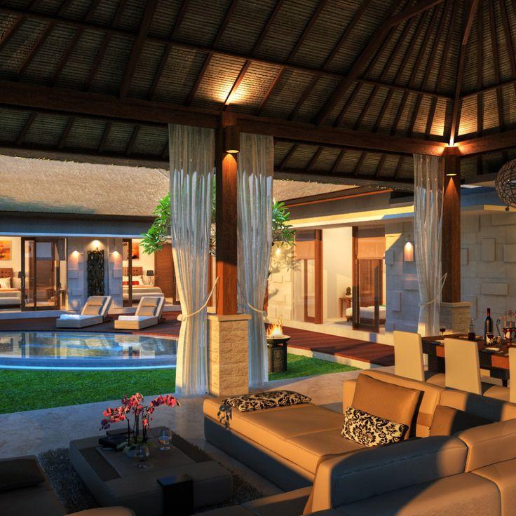 8 best Bali Villa Designs images on Pinterest | Bali, Mansions and Villa