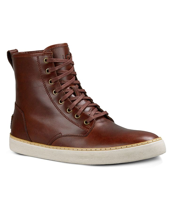 Ugg Braun Leather