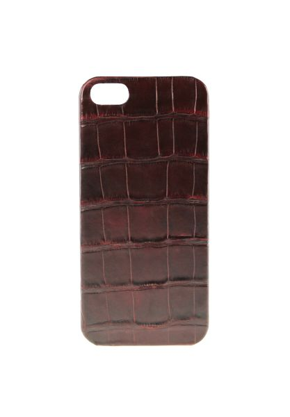COVER BRANDY BORDEAUX CROCODILE | 2ME Style