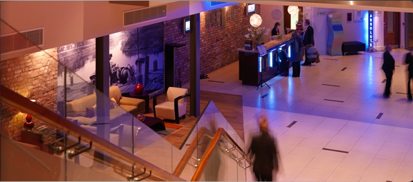 Absolute Hotel in Limerick. Great Hotel, great staff, superb food, great for meetings, central location in Limerick.