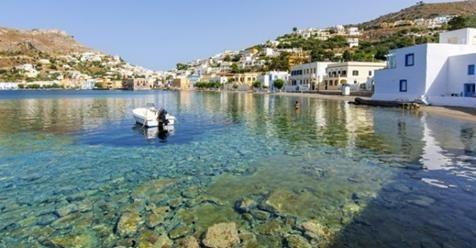 """Μωσαϊκό: Η """"Μάλτα"""" του Αιγαίου"""