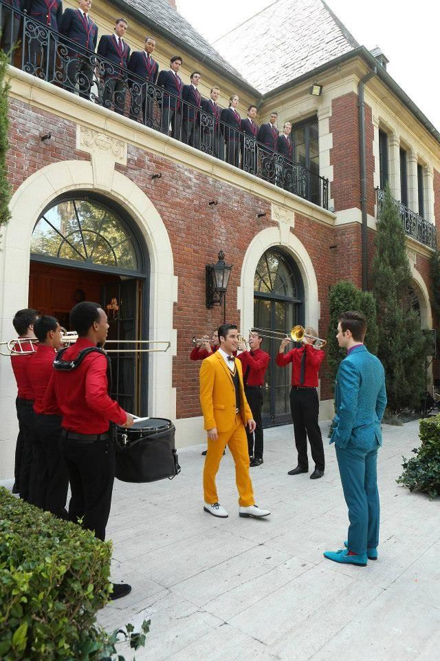 Glee, season 5