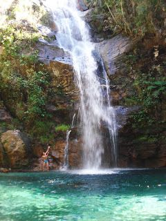 Cavalcante GO - Chapada dos Veadeiros - Brasil: Atrativos