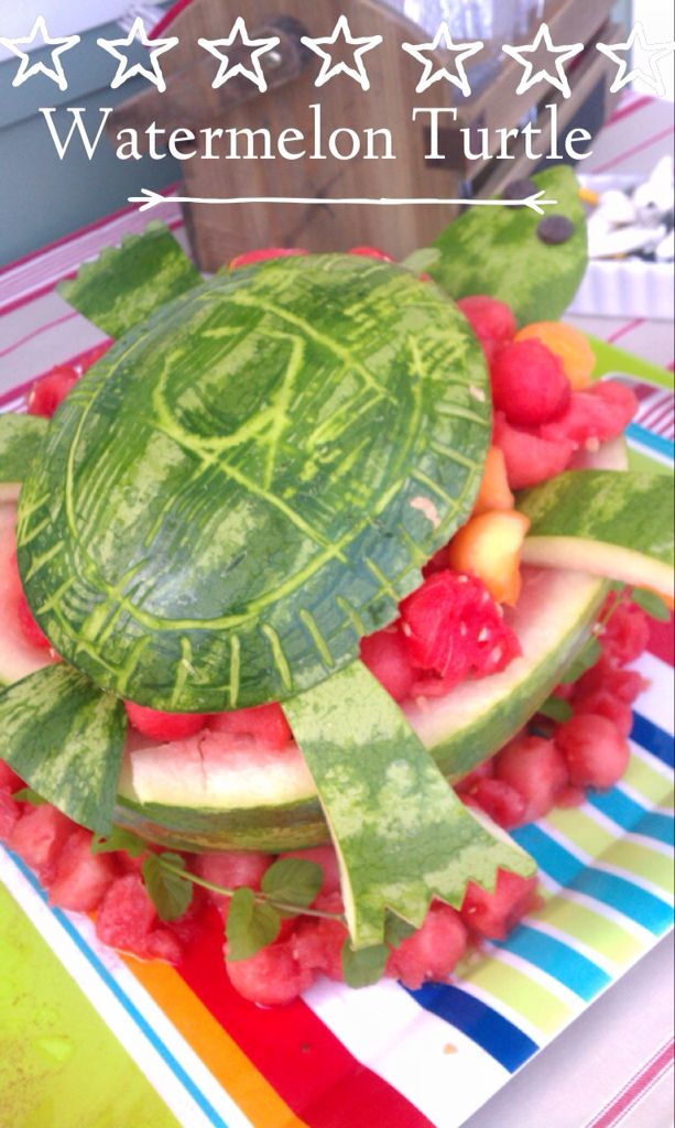 #Watermelon #turtle #thestylesisters tutorial