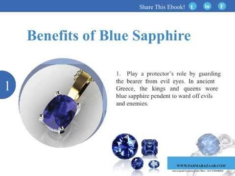 Blue Sapphire Jewelry Meaning and Qualities - As Kindred Spirits