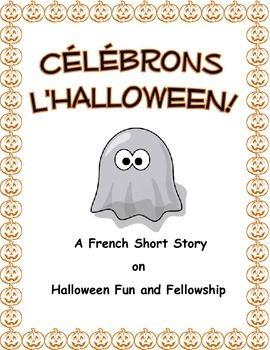 Vos élèves aimeront lire cette histoire au sujet de l'Halloween et l'esprit compétitif entre deux bons amis. Le message à la fin: Soyez généreux et partagez votre bonne fortune.