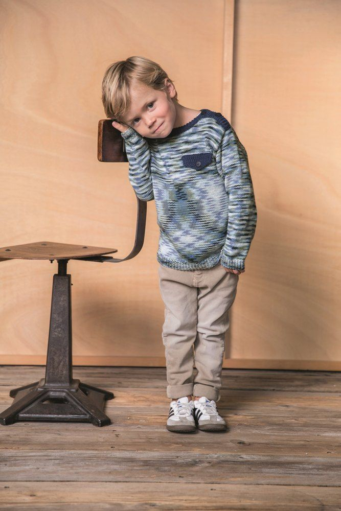 Alban Sweater In Phildar Phil Multico Phil Coton 3 005