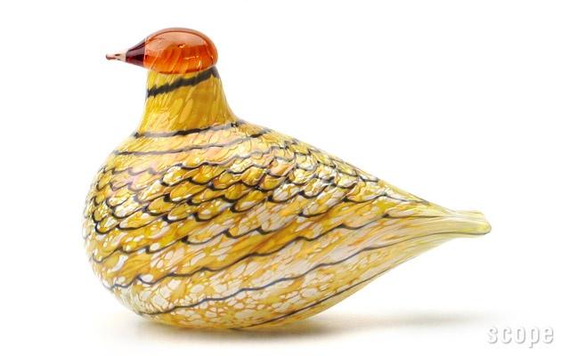 Birds by Oiva Toikka Summer Grouse