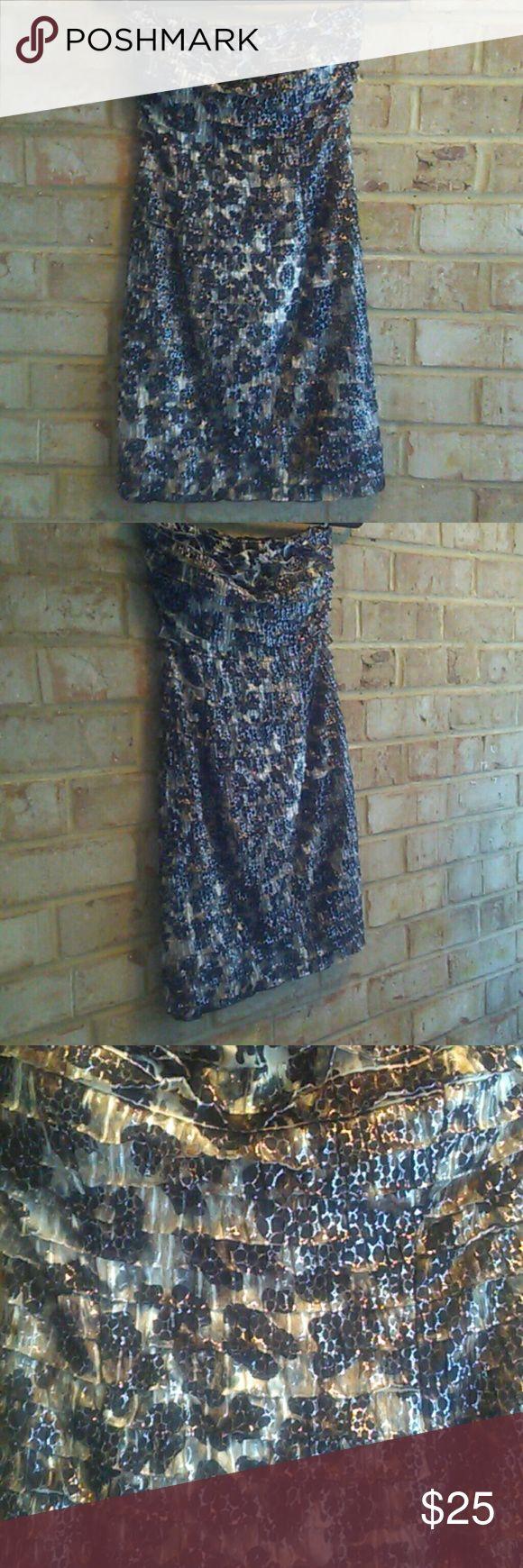 Selling this LOVELY DRESS on Poshmark! My username is: mztyrema. #shopmycloset #poshmark #fashion #shopping #style #forsale #LOVELY DAY #Dresses & Skirts