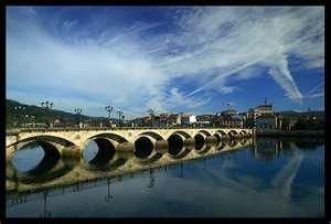 Pontevedra Galicia Spain  (way better than ponte vedra, florida)