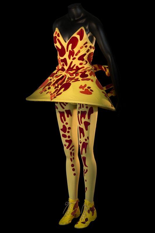 Angelin Preljocaj, costumes de danse