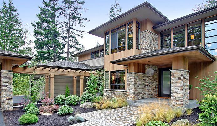 Best 25 prairie style homes ideas on pinterest prairie for Prairie style architecture