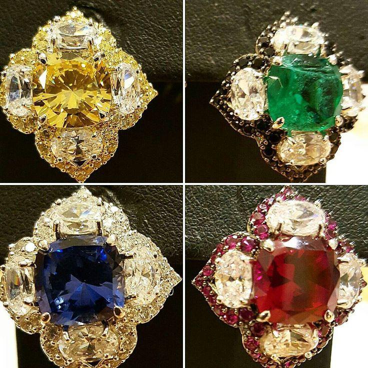 #RepostSave @labottegadellargento with @repostsaveapp  · · ·  DIFFERENT EMERALD CUT FANCY,SAPPHIRE,RUBY AND EMERALD SYNTHETIC DIAMONDS EARRINGS .#roma #italia #world #europe #jewelry #russia #usa #montecarlo #paris #london #newyork #china #dubai #abudhabi #singapore #awesome #amazing #shangai #cotedazur #couture #model #iran #brazil #florida #mode #australia #azerbaijan #ukraine #baku #fashion