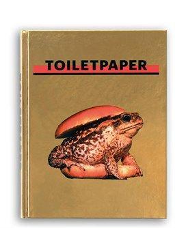'Toiletpaper' Volume II: Platinum Collection by Maurizio Cattelan and Pierpaolo Ferrari - ISBN 9788862084451